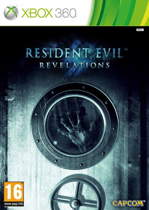 Resident Evil-Révélation!!><