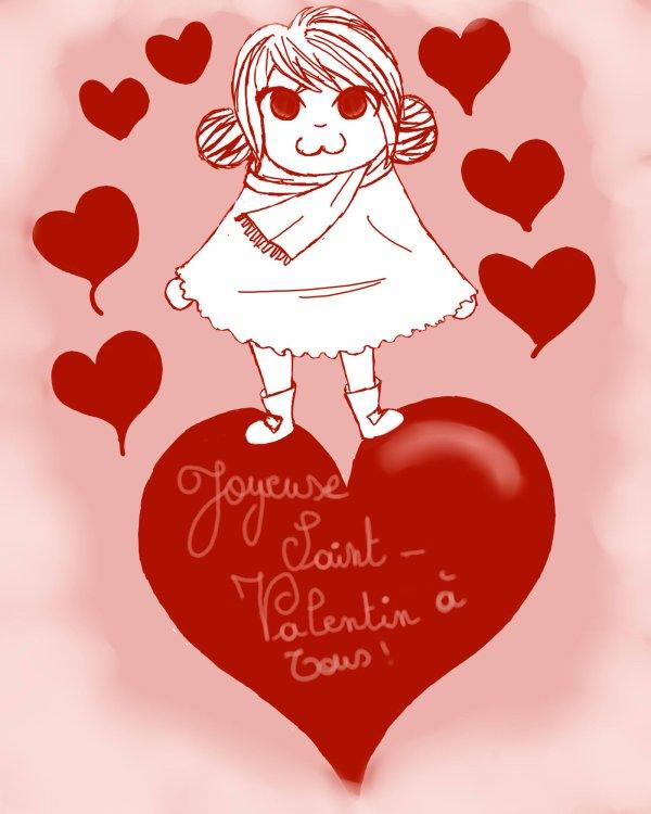 Concours et St-Valentin !