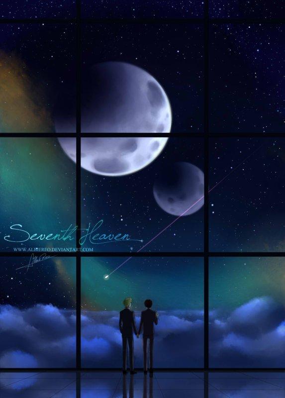 「SEVENTH HEAVEN」EZEPHYR