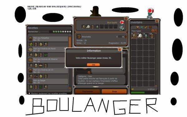 Boulanger lvl30