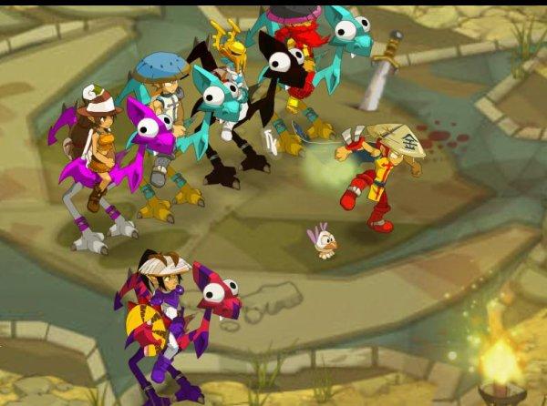 Alliance de Strike Eagle and Paradize-Dream