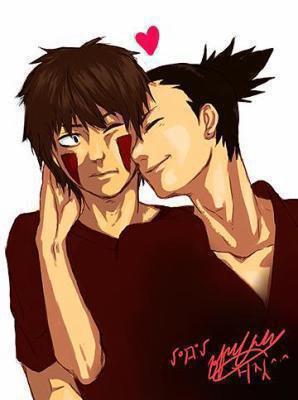 Naruto ~ Shikamaru x Kiba ♥