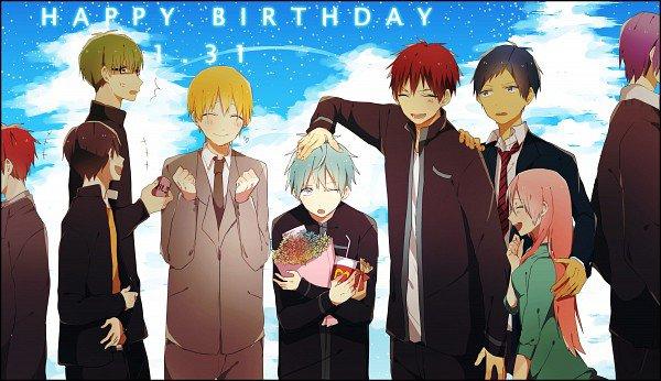 Happy birthday Tetsu-kun ♥