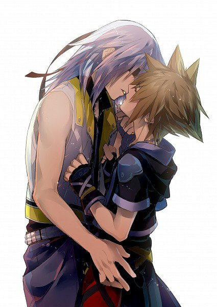 Kingdom Hearts ~ Riku x Sora ♥