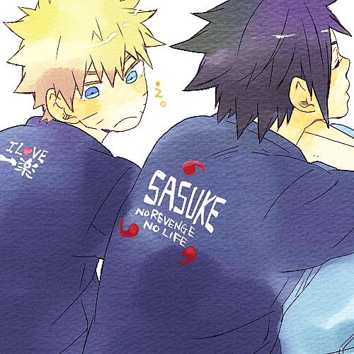 Naruto ~ Naruto x Sasuke ♥