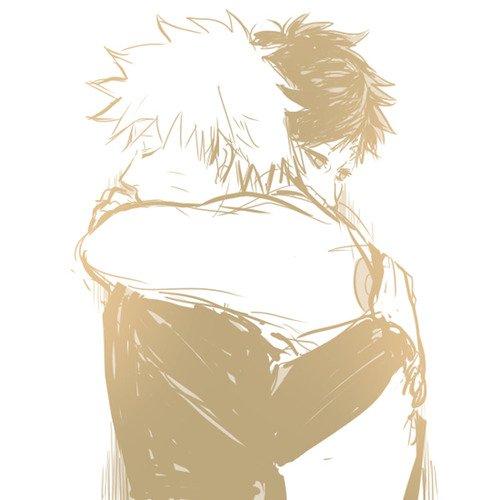Naruto ~ Naruto x Gaara ♥