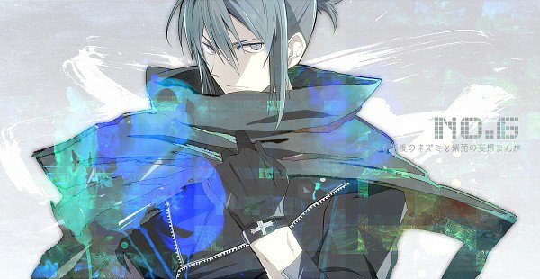 No.6 ~ Nezumi ♥
