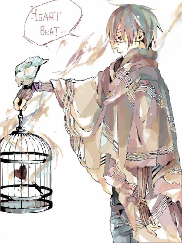 D.Gray-man ~ Lavi ♥