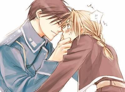 Fullmetal Alchemist ~ Edward x Roy ♥