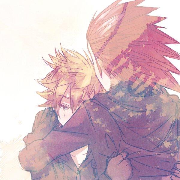 Kingdom Hearts ~ Axel x Roxas ♥