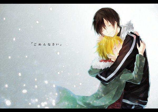 Noragami ~ Yato x Yukine ♥