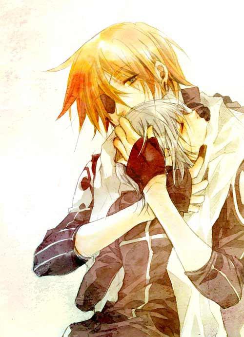 D.Gray-man ~ Lavi x Allen ♥