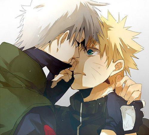 Naruto ~ Kakashi x Naruto ♥
