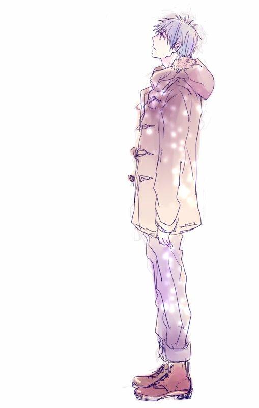 Kuroko no basket ~ Kuroko ♥