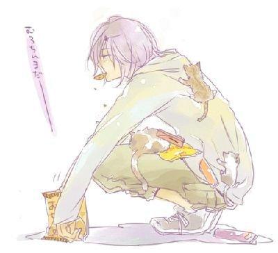 Kuroko no basket ~ Murasakibara ♥