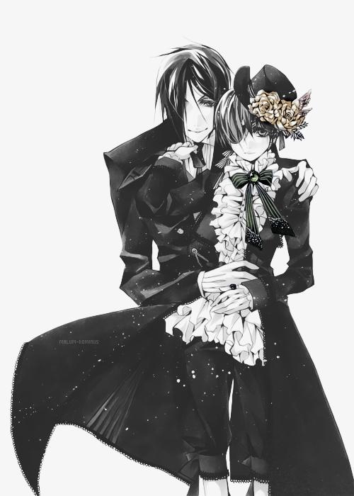 Black Butler ~ Sebastian x Ciel ♥