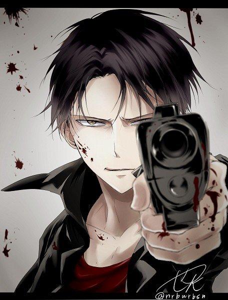 Shingeki no Kyôjin ~ Rivaille ♥