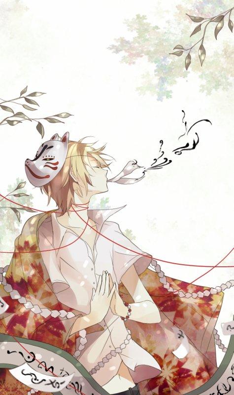 Natsume yuujinchou ~ Natsume ♥