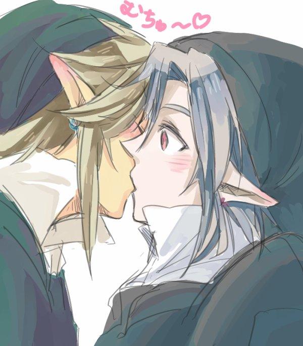The Legend of Zelda ~ Link x Dark Link ♥