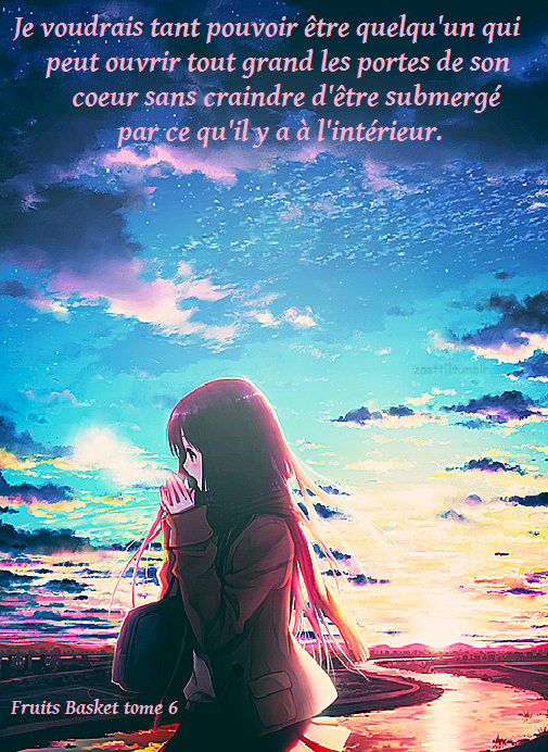 Citation fruits basket