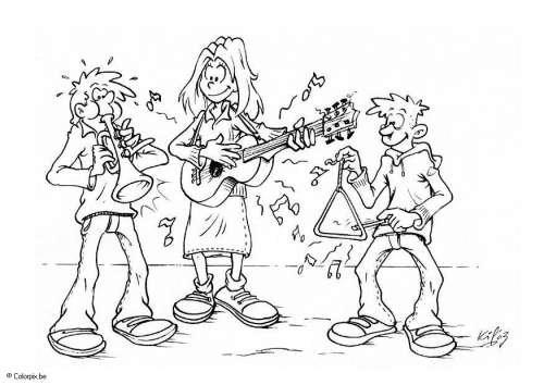 Fete de la musique-21 juin-