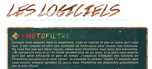 LOGICIELS