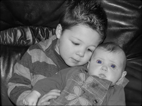 ................Tom et sa cousine Loula.........
