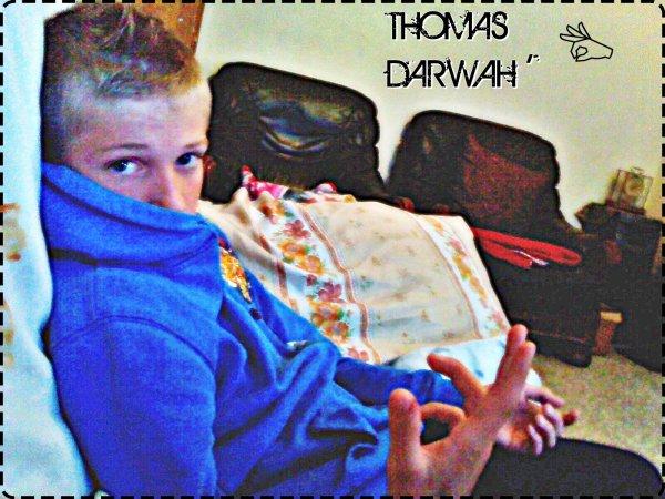 × Thomas . ♥ *