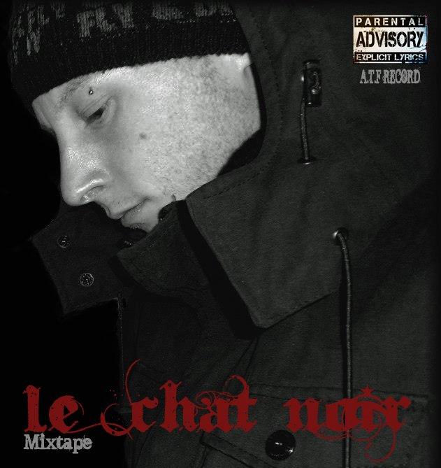 """*****ATF Recordz : Presente """" LE CHAT NOIR """" Dispo en telechargement Légal le 12 mars 2013"""