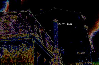 I'm no angel I'm devil I love hell