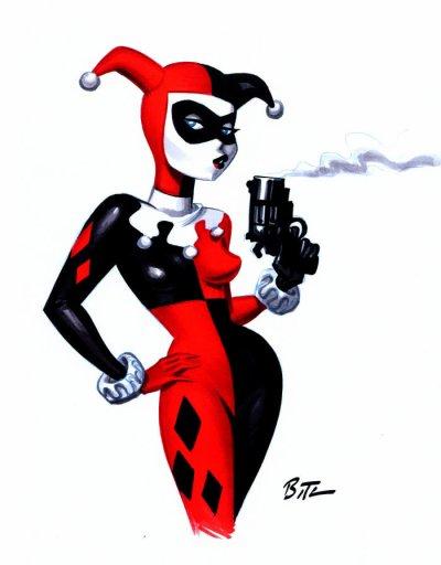 Harley Quinnnnn