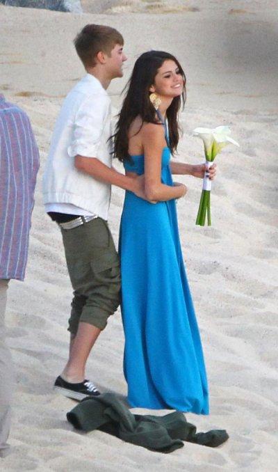 Selena Gomez  Justin Bieber, le mariage au Mexique (Photos)