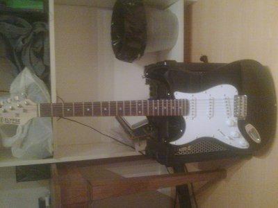 Ma guitare :)