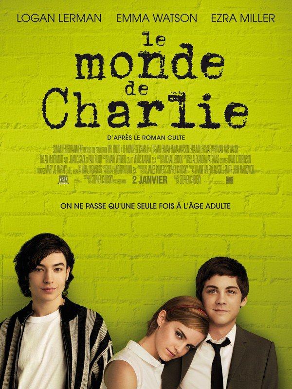 """Ces films qui nous font regarder la vie sous le meilleur angle, l'un d'entre eux : """"Le monde de Charlie."""""""