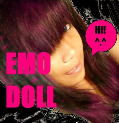 ...EMO DOLL...
