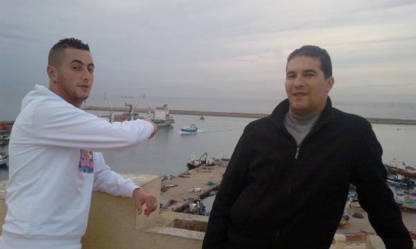 moi  et mon amie...