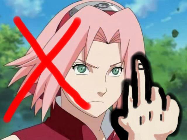 Contre les anti-Sakura