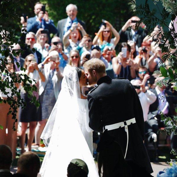 Mariage du couple Meghan et Harry