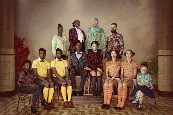 Stromae sort une nouvelle collection de pret à porter