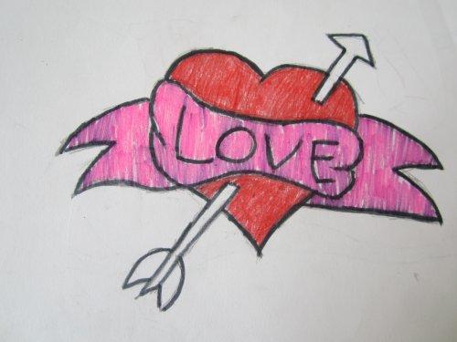 mes dessin <3