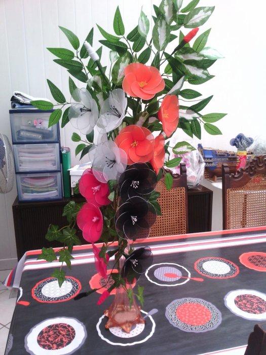 Blog de fleurs en collants