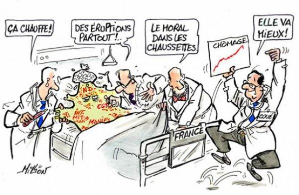 Ah.....Pauvre France....