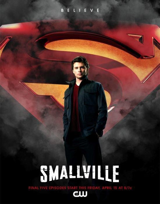 Smallville season 10 final