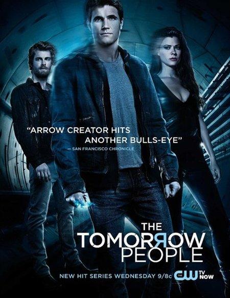 The Tomorrow People (2013-2014)