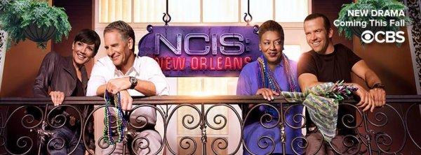 NOUVEAU   NCIS: New Orleans
