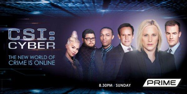 NOUVEAU   CSI: Cyber