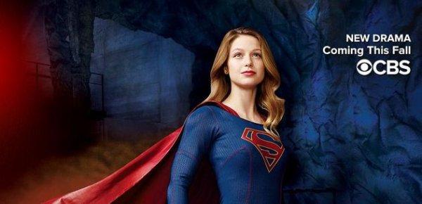 NOUVEAU  Supergirl
