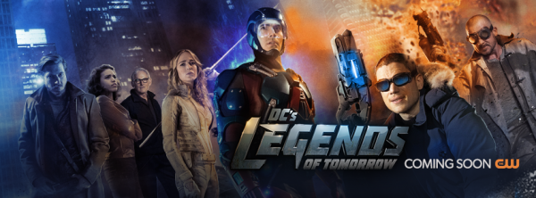 NOUVEAU  Legends of Tomorrow