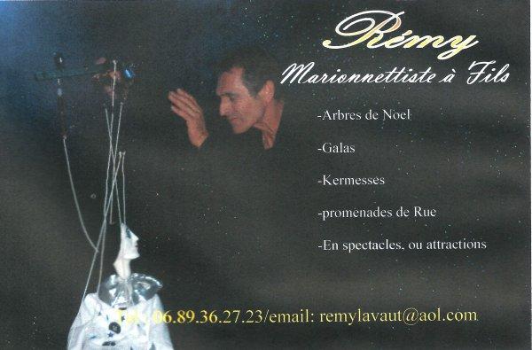 REMY 30 ANNEES DE PASSION