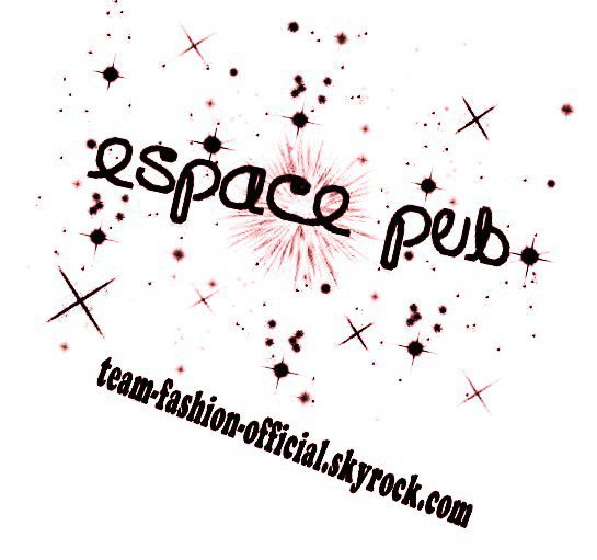 Team-Fashion-Official espace pub